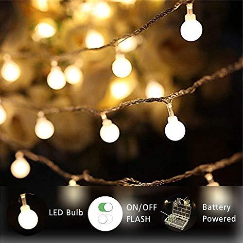 Amazon: Descuento + cupón Tira de luces vintage