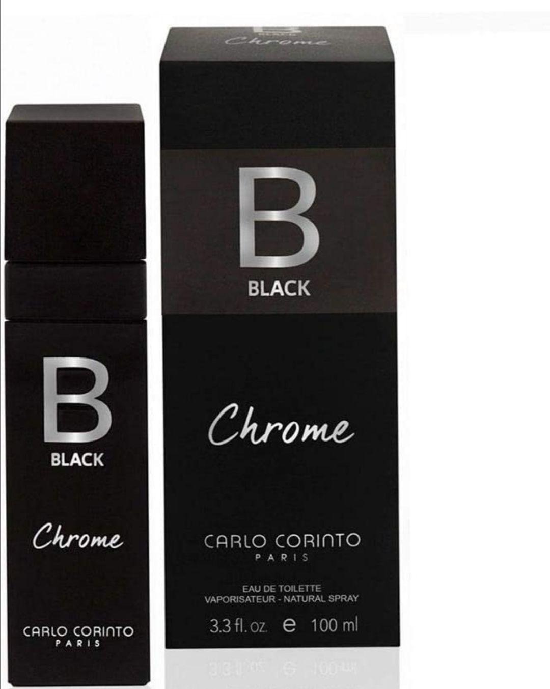 Amazon: Carlo Corinto Black Chrome 100 Ml