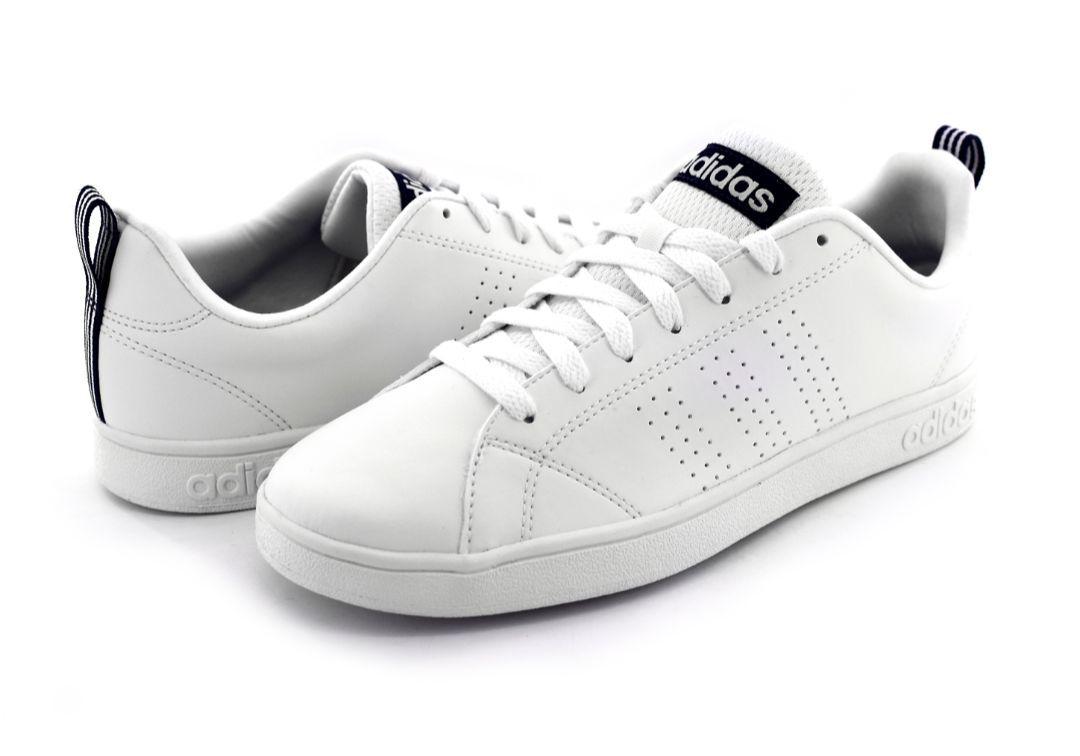 calzzapato, Tenis Adidas advantage caballero vs azules - blanco