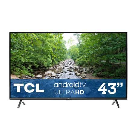 Sam's Club: Pantalla TCL 43 Pulgadas LED 4K Android TV pagando con TDCD HSBC