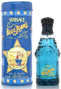 Amazon Blue Jeans By Gianni Versace For Men
