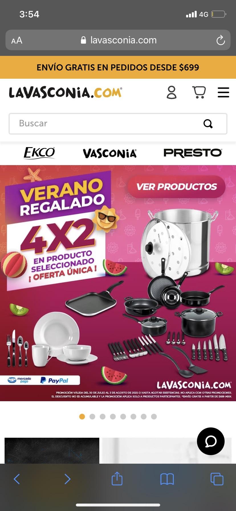 La Vasconia, VERANO REGALADO 4x2 En Seleccionados