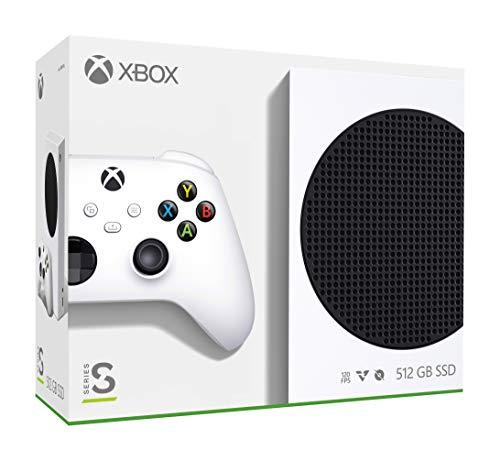 Amazon: Consola Xbox Series S (pagando con HSBC digital)