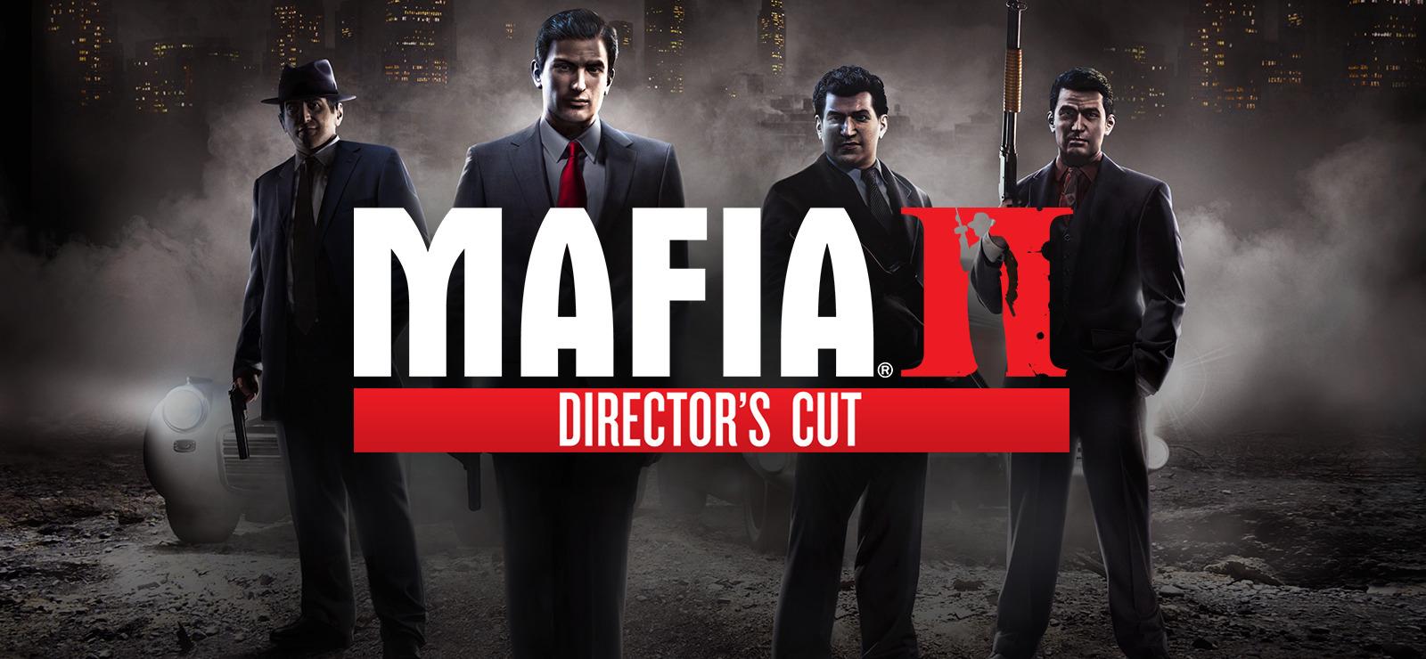 GOG [PC]: Mafia II: Director's Cut (incluye TODO el DLC) - MÍNIMO HISTÓRICO