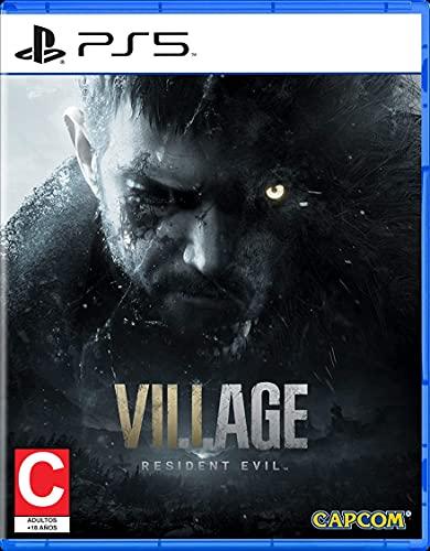 Amazon: Resident Evil Village PS5