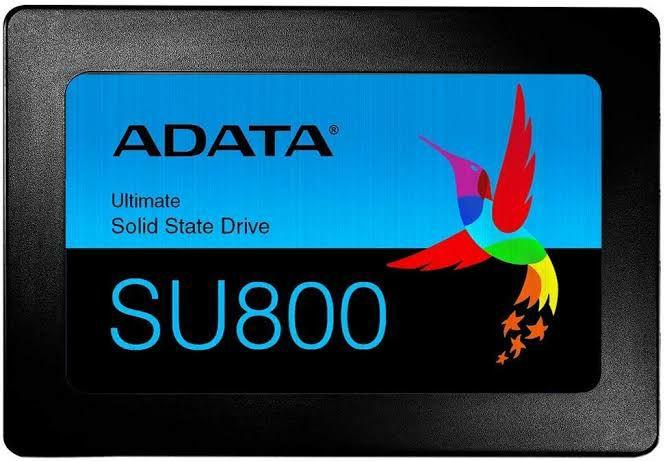 Cyberpuerta, Adata SU800 SSD 256 Buen rendimiento