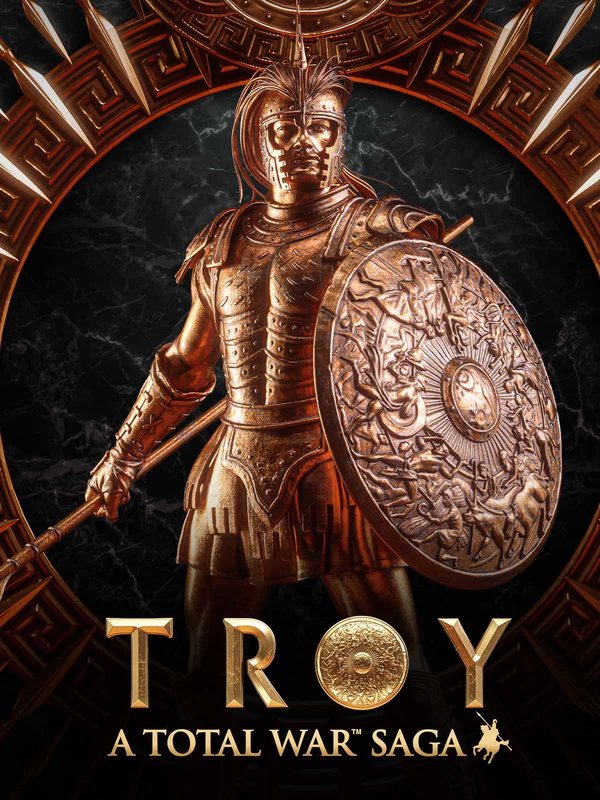 Epic Games: Total war troy epic games