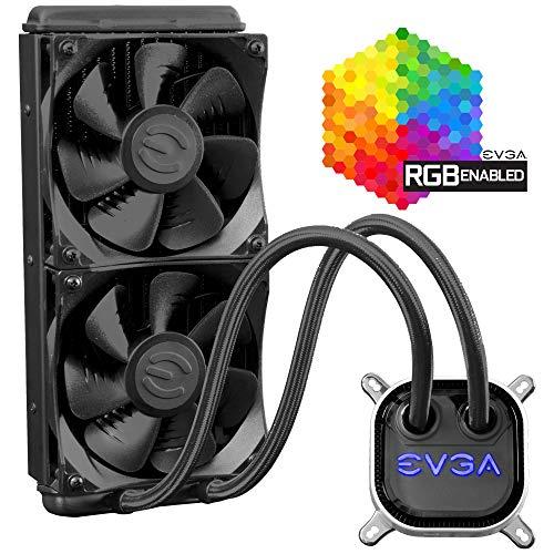 Amazon: Enfriamiento Liquido EVGA CLC 240 RGB