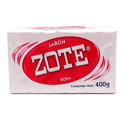 Amazon: Jabón Zote 400 g