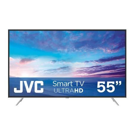 Sam's Club: Pantalla JVC 55 Pulgadas UHD 4K Roku TV pagando con tarjeta de debito