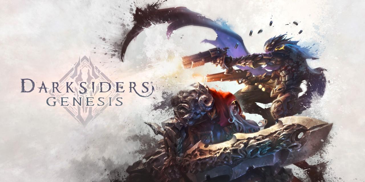 Nintendo shop Darksiders Genesis - Switch