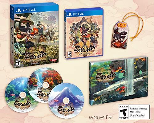 Amazon: PS4 Sakuna: of Rice and Ruin - Divine Edition