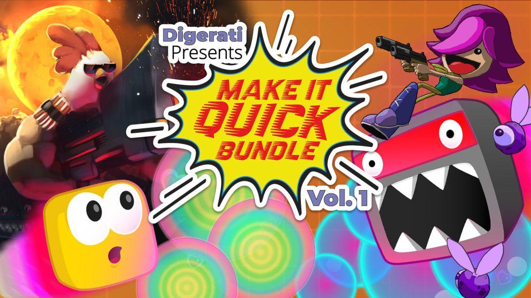 Nintendo eShop: bundles Digerati a 85%