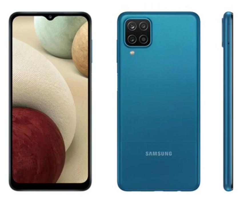 Walmart.com: Samsung Galaxy A12 64 GB/4 GB RAM