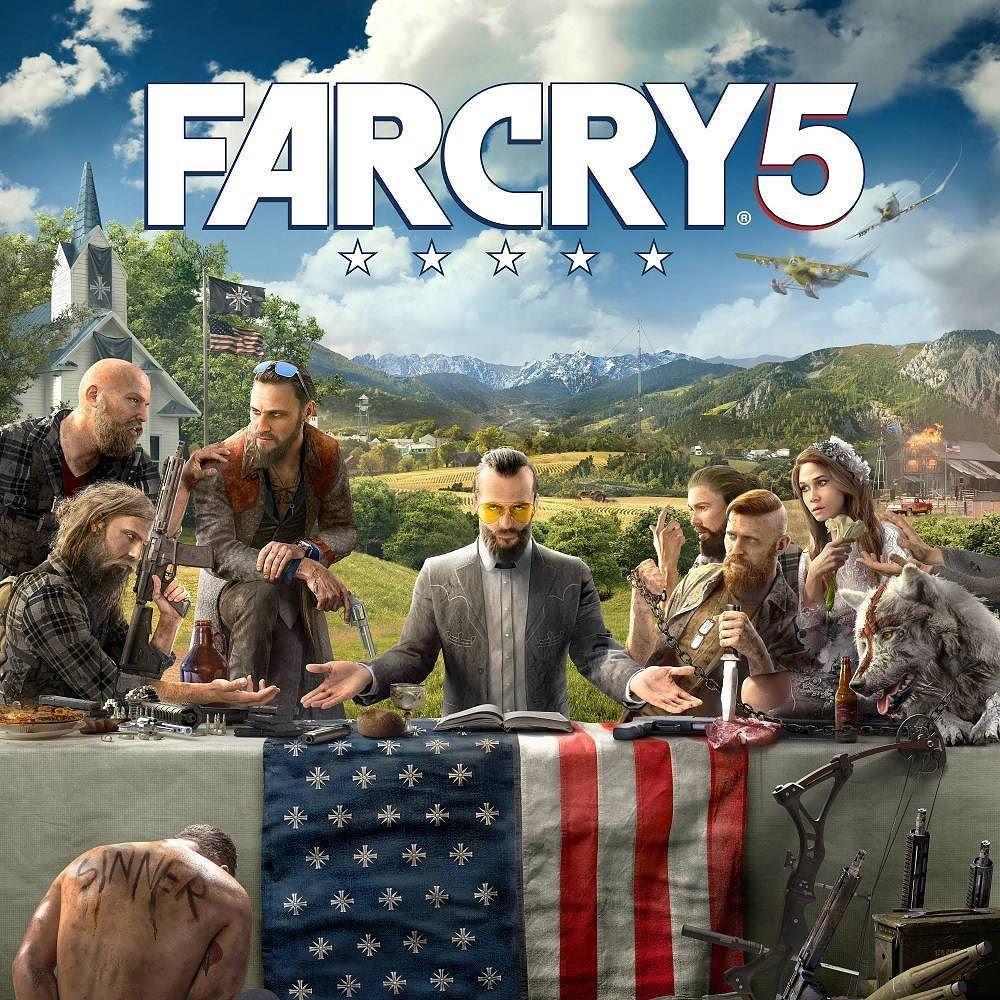 Juega GRATIS Far Cry 5 (5-09 de Agosto) [Xbox/PC/PS4]