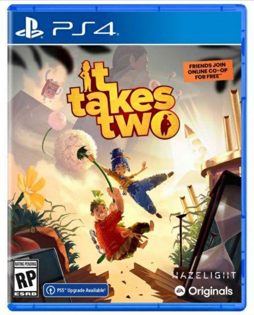SEARS - It Takes Two de Ps4 y Xbox