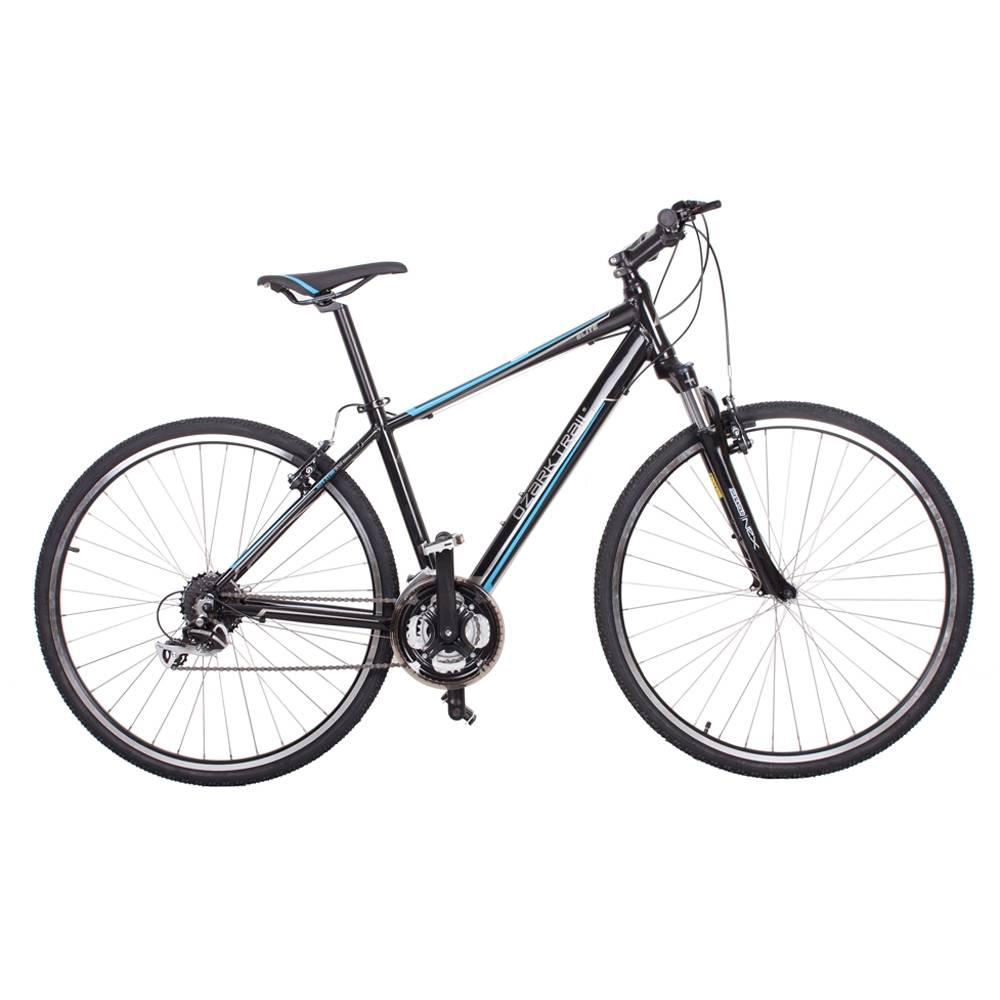 Walmart: Bicicleta de Montaña Ozark Trail Elite R700C Negra
