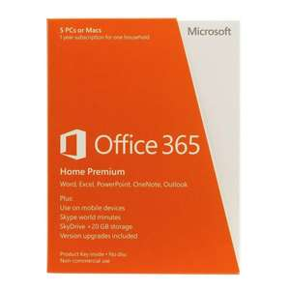 Sam's Club: Office 365 Licencia de 1 año para 5 PCs o Macs $399