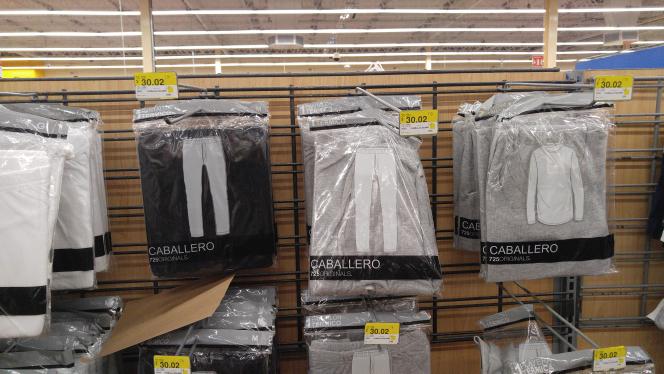Walmart: Ropa Térmica para caballero
