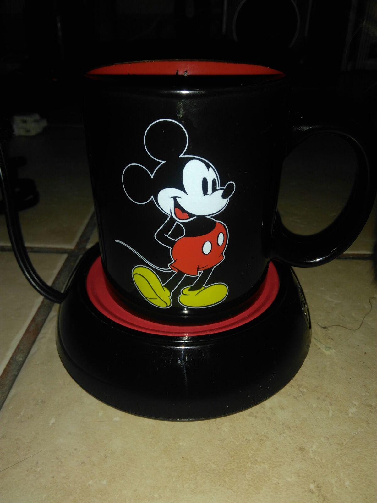Walmart: Calentador de taza Mickey Mouse a $99.01